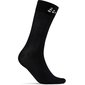 Craft Core Endure Fahrradsocken black/white